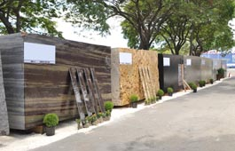 Vitória Stone Fair / Marmomacc  Latin America is a reference in Brazil and Latin America.