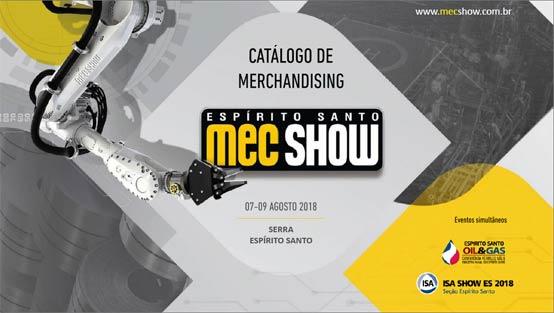 Catálogo Merchandising MEC SHOW 2018