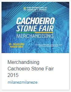 Merchandising Cachoeiro Stone Fair 2015