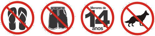 Regras de acesso
